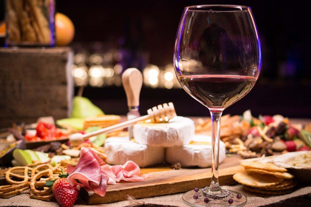 associations et accord du vin avec les mets et plats